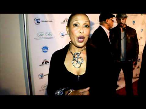 Telma Hopkins Shouts out First String TV