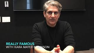 MICHAEL IMPERIOLI - when David Chase told him about Christopher Moltisanti's plot twist