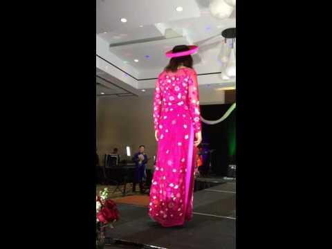 VAMA Gala 2016 Ao Dai Fashion Show Part 1