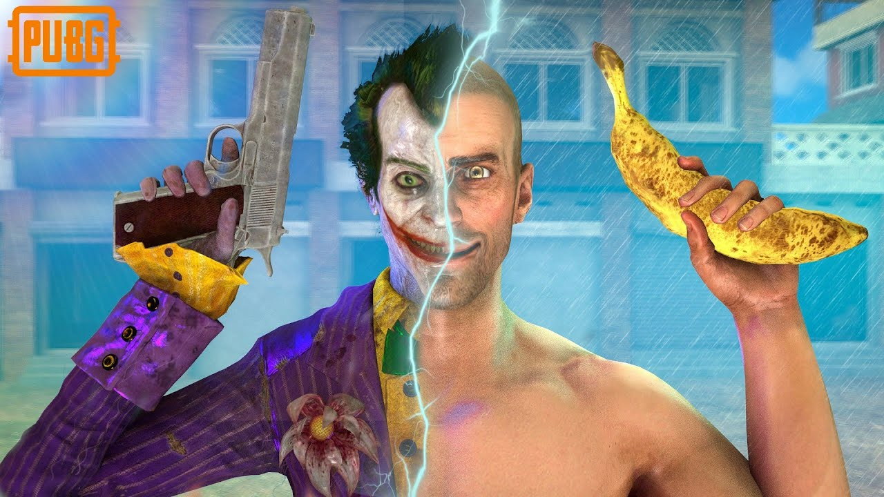 PUBG Joker vs Noobs - SFM PUBG Animation