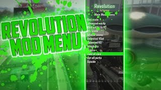 (PS3/XBOX 360) Revolution Mod Menu [CEX/DEX]   Best Black Ops 2 Mod Menu Ever + Download