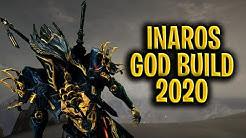 [WARFRAME] INAROS GOD BUILD 2020 UNDYING