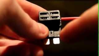 laser jammer and radar detector installation tutorial