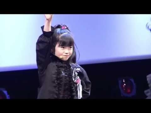 60fps Conversion - BABYMETAL - DEBUT - Sakura Gakuin Festival 2010 - Doki Doki Morning