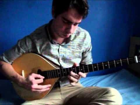 Elliott Smith - Bye (Bouzouki Cover)