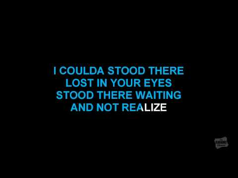 Lost In Your Eyes in the style of Jeff Healey Band karaoke video