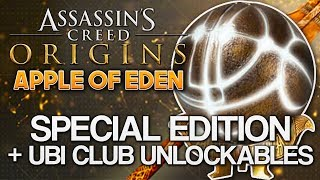 Gambar cover Apple of Eden Edition, Ubisoft Club Rewards & MORE | Assassin's Creed Origins News