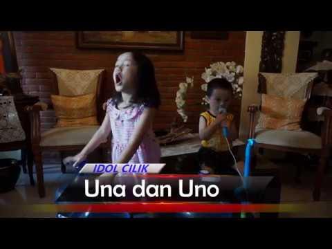 Aku Mau Ke Mekkah Gaya UnaUno || Lagu Islami || Lagu Anak Indonesia || Karaoke Anak