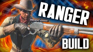 Fallout 4 Builds - The Ranger - Cowboy Rifleman Build