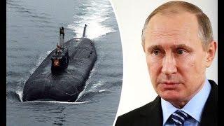 Vladimir Putin MUY CABREADO tras conocer la Decisión de India dejar ver sus submarinos a los EEUU