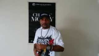 "Dion A. Cooley: ""Chasin"