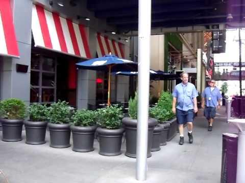 Taking A Stroll Down 4th Street Live