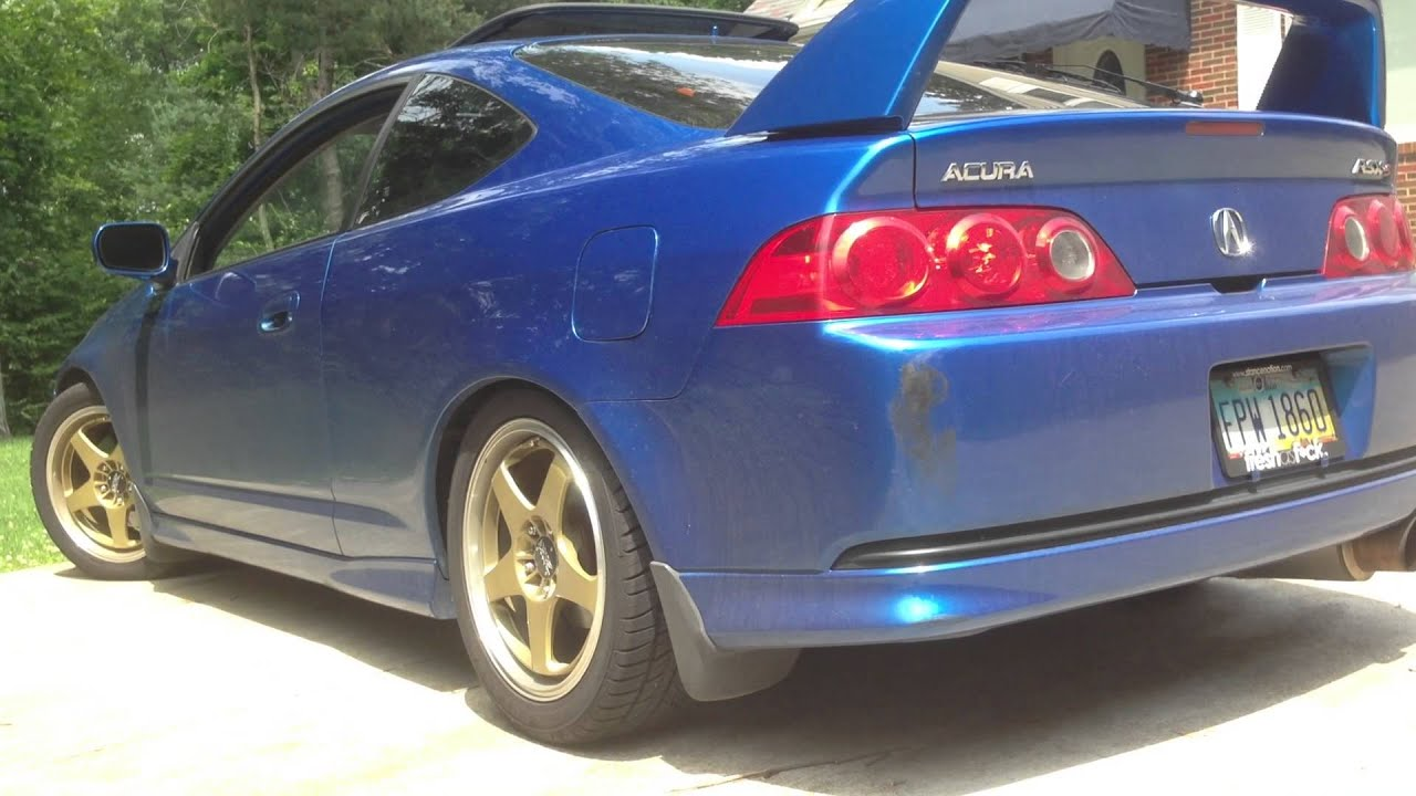 2006 acura rsx type s youtube. Black Bedroom Furniture Sets. Home Design Ideas