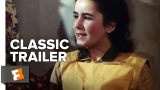 National Velvet (1944) Official Trailer - Mickey Rooney, Elizabeth Taylor Movie HD