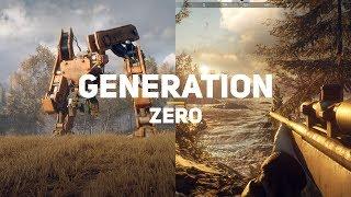 Generation Zero. Обзор