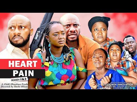 HEART PAIN (FULL MOVIE) YUL EDOCHIE LUCHY DONALDS EBELE OKARO 2021 LATEST NIGERIAN MOVIE NOLLYWOOD