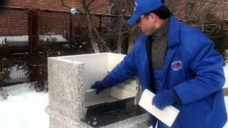 Как построить уличную печь (камин-барбекю)(, 2011-01-29T09:36:38.000Z)