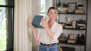 Vintage Style / Modern Life with Leah Ashley: How to Style a Textbook Bookcase