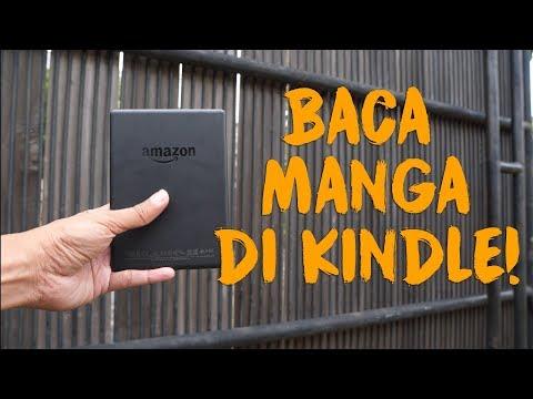Cara Baca EBook Indonesia & Manga Di Kindle!