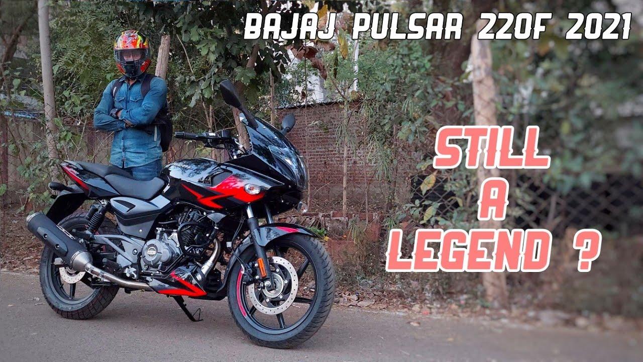 2021 Bajaj Pulsar 220F Review - Still A  Legend ???