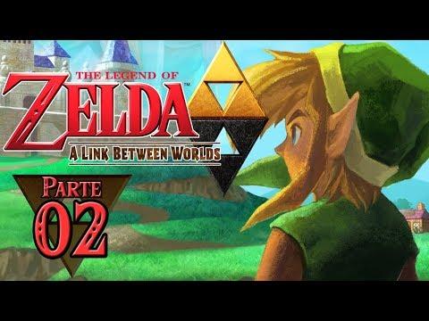 Zelda A Link Between Worlds 100% (HD) #2 Colgante de la Sabiduría