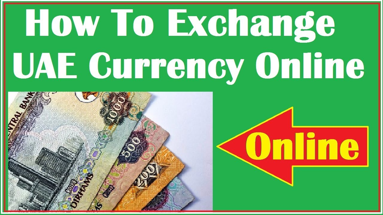 How To Exchange Dubai Currency For Indian Online Hindi Video
