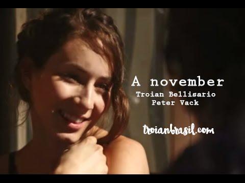 LEGENDADO A November  Curta metragem