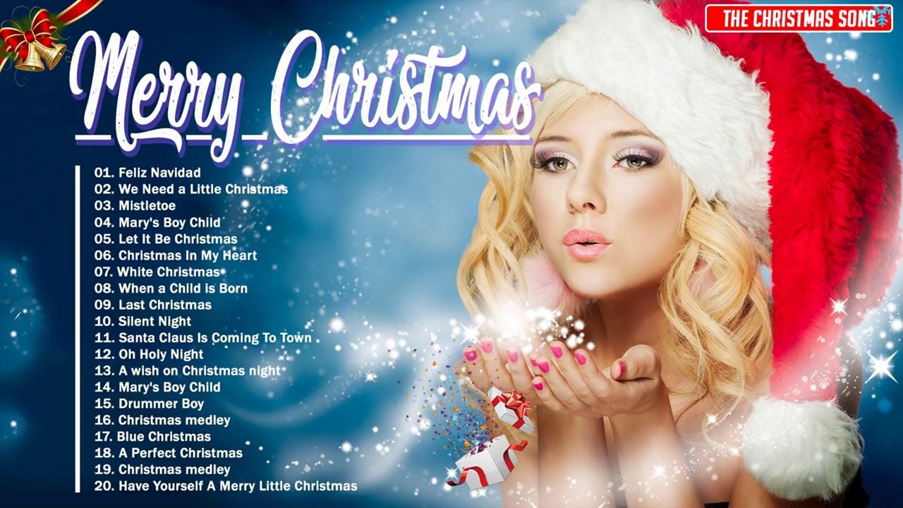 CHRISTMAS MUSIC 2020 || Top Christmas Songs Playlist 2020 - Greatest Christmas Music Of All Time