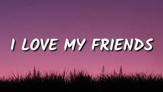 Steve Aoki - I Love Mỳ Friends (Lyrics) Ft. Icona pop
