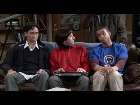 Download The Big Bang Theory A Parody funny scene