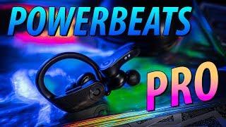 Розпакування та огляд PowerBeats Pro! Краще, ніж AirPods?!