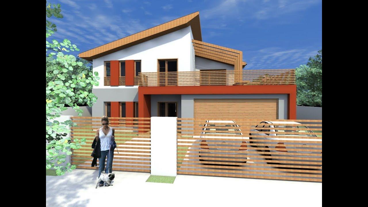 Proiecte case proiecte de case proiecte casa for Ambientazioni case moderne