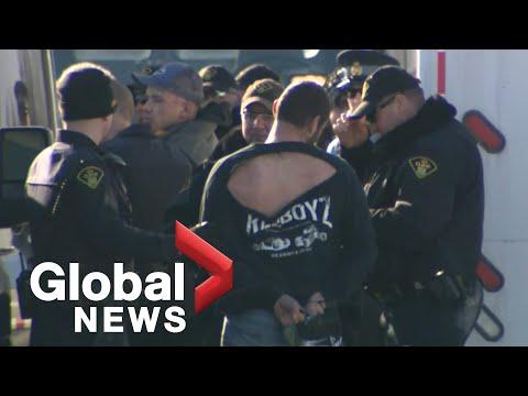 Police arrest multiple