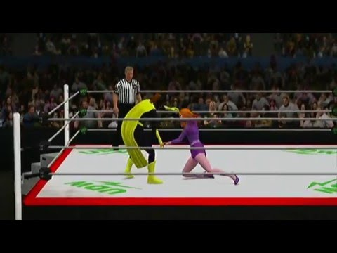 Daphne Blake vs. Batgirl, 2 out of 3 Falls (Request)