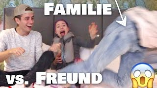 FREUND vs. FAMILIE • Das Battle + schmerzhafte Bestrafungen :O BibisBeautyPalace