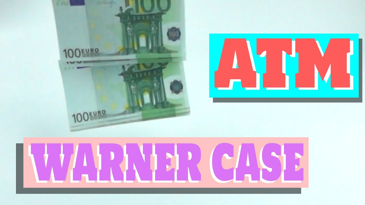 "Warner Case - ""ATM"" Remix Contest"