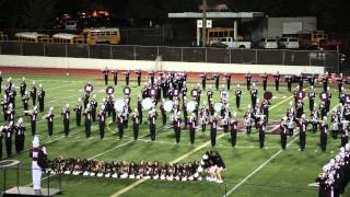 MIHS 2015 Marching Band, I Knew You Were Trouble