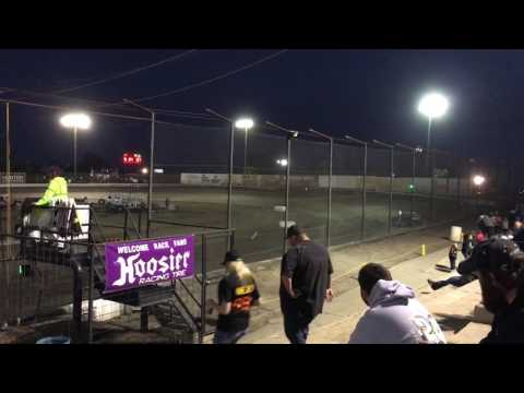 Bakersfield Speedway 3/4/17 Hobby Heat 3
