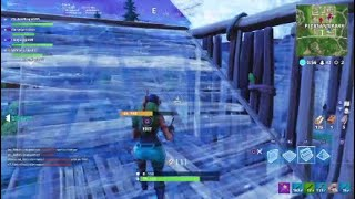 Fortnite PS4 squad game