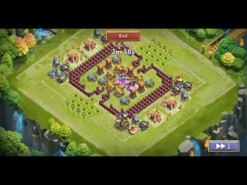 Castle Clash: Hacker Caught In The Act