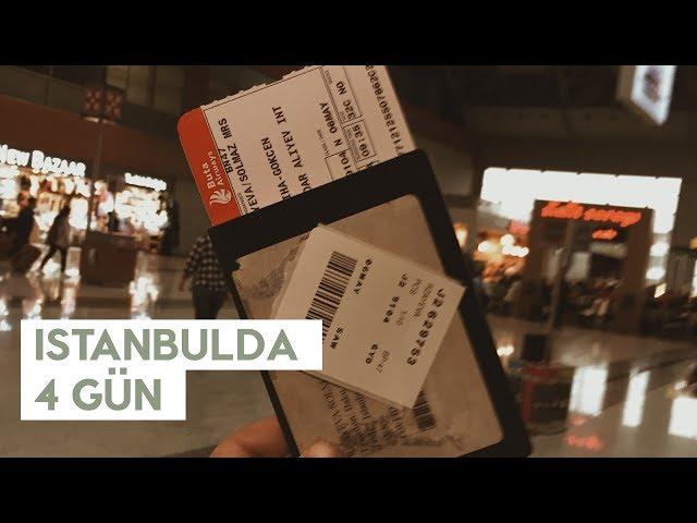 4 GÜN ?STANBULDA | UXAlive
