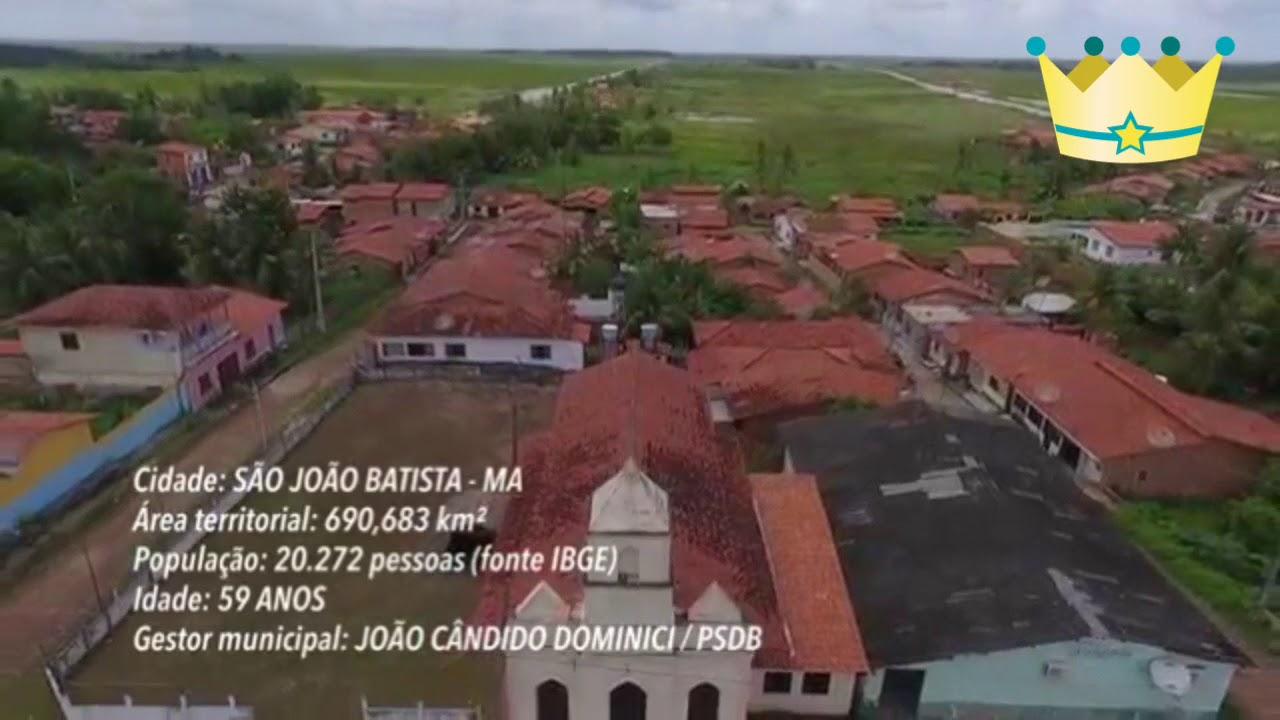 São João Batista Maranhão fonte: i.ytimg.com