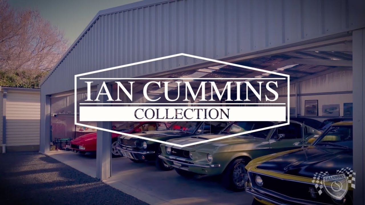 Ian Cummins Collection -  2017 Shannons Melbourne Summer Classic Auction