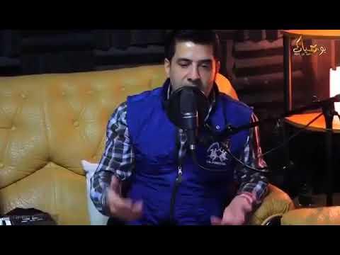 الفنان اللبناني رضا-لايف-منك ل الله-Rida-Menak la allah-live