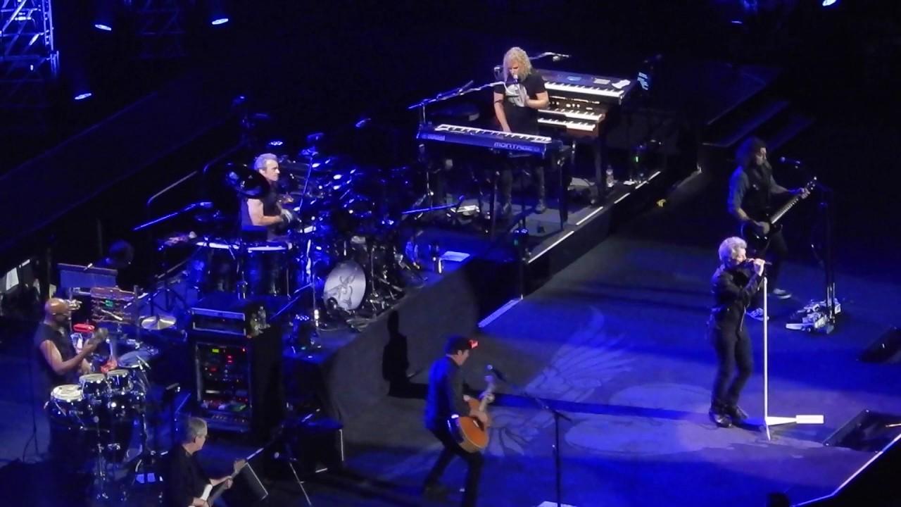 Bon Jovi Tour  Nashville Tn