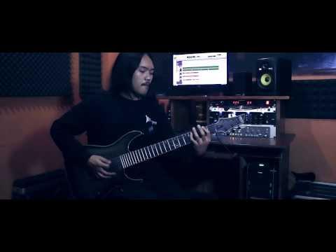 Jasad - Rebirth of Jatisunda (Guitar Playthrough)