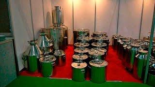 Различные емкости из нержавеющей стали для фармацевтического производства www.Minipress.ru(Нержавеющие технологические емкости для фармацевтического использования http://www.Minipress.ru Наша компания..., 2016-03-16T10:55:55.000Z)