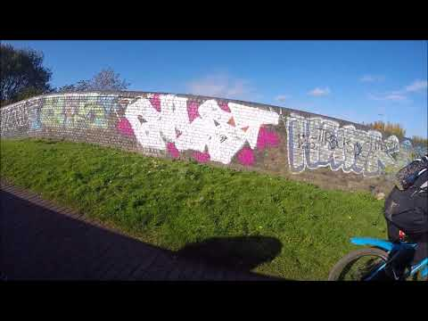 Graffiti - Ghost EA - The fast, Weird & Sick Raw Footage Movie