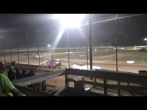 Bubba Smith, 7/15/17, Wayne County Speedway