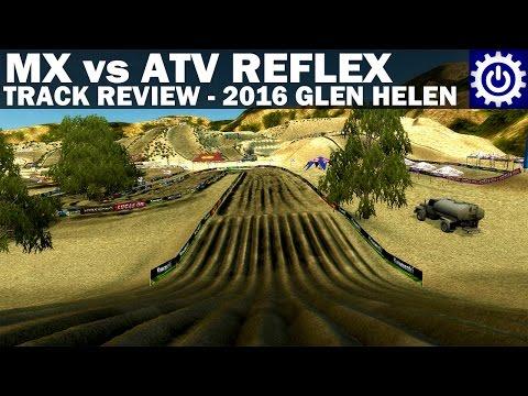 MX Vs ATV Reflex - Track Review - Glen Helen
